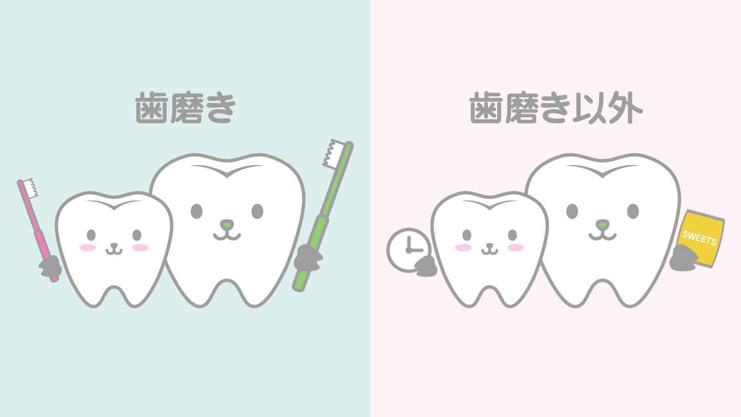 子供の虫歯予防のために自宅でできること6つ
