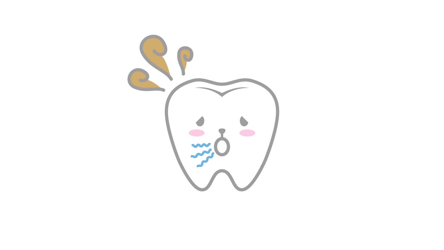 子供の口臭の4つの原因と対処方法